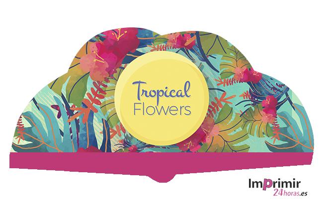 Abanicos personalizados, una forma original de promocionarte este verano
