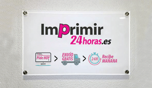 Placas metacrilato
